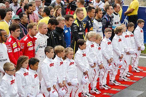 Racismo: los pilotos y Mercedes responden al mensaje de Hamilton