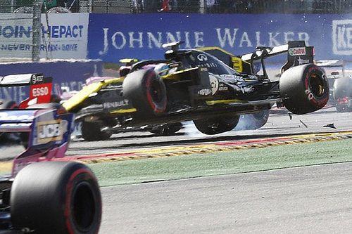 Ricciardo zachęcony prędkością