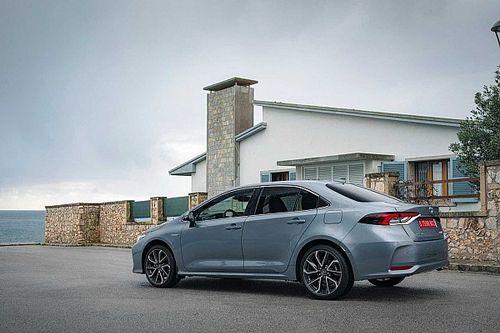 Novo Toyota Corolla será lançado dia 3 de setembro