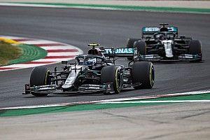 Mercedes сохранит черную ливрею в 2021 году
