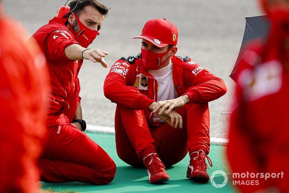 """Leclerc: """"Aprendi a ser paciente com Ferrari mais fraca em 2020"""""""