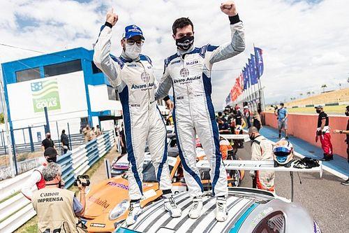 Porsche Cup Endurance: Salas e Aguiar vencem 300Km de Goiânia em dia de bela disputa entre Di Grassi e Massa