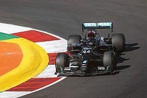 "Hamilton says his Mercedes F1 car felt ""pretty terrible"" in FP2"