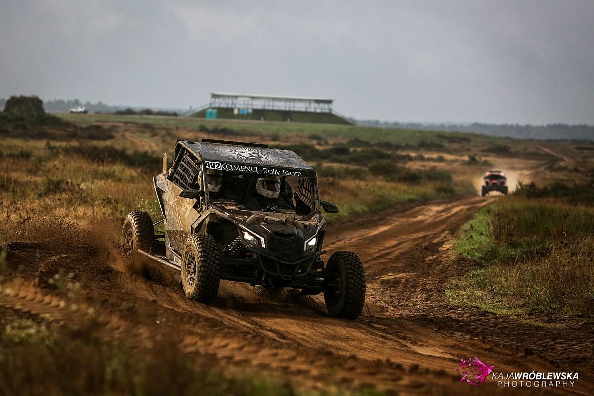 Kamena Rally Team na drugim miejscu