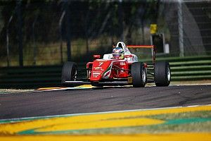F4, Imola: Beganovic, Edgar e Crawford in pole