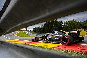 F1 fotogallery: le prime libere del GP del Belgio a Spa