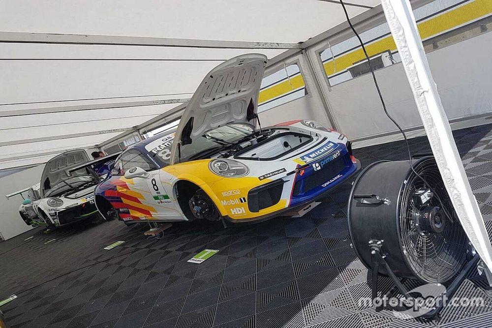"""Carrera Cup Italia, verifiche """"bollenti"""" in corso a Imola"""