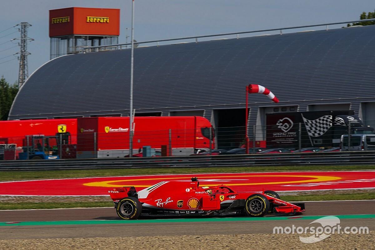 Mick Schumacher prepara su debut en F1 en un test con Ferrari en Fiorano