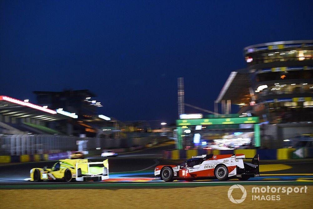 """24 Horas de Le Mans: Buemi classifica prova como """"corrida de sobrevivência"""" devido a chuva e novatos"""