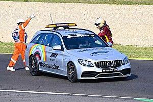 Las imágenes del estreno de Mugello y la Toscana en la F1