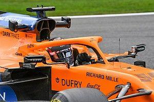 Sainz, sorprendido por una clasificación muy peleada en Bélgica