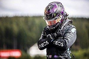 Qualifs - Hamilton, une pole sous le signe de Black Panther