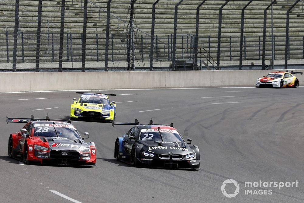 BMW одержала первую победу в сезоне с помощью гонщика Audi