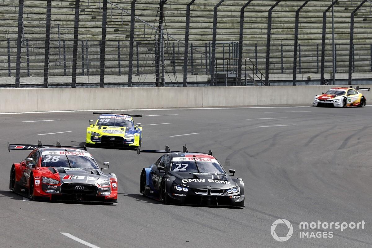 Les meilleurs moments de la deuxième course au Lausitzring