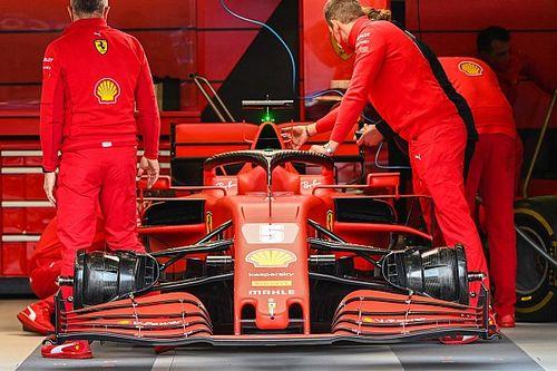 Terzo motore per Vettel, le due Mercedes e Albon
