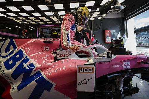 """Hulkenberg, il """"pompiere"""" della Racing Point"""
