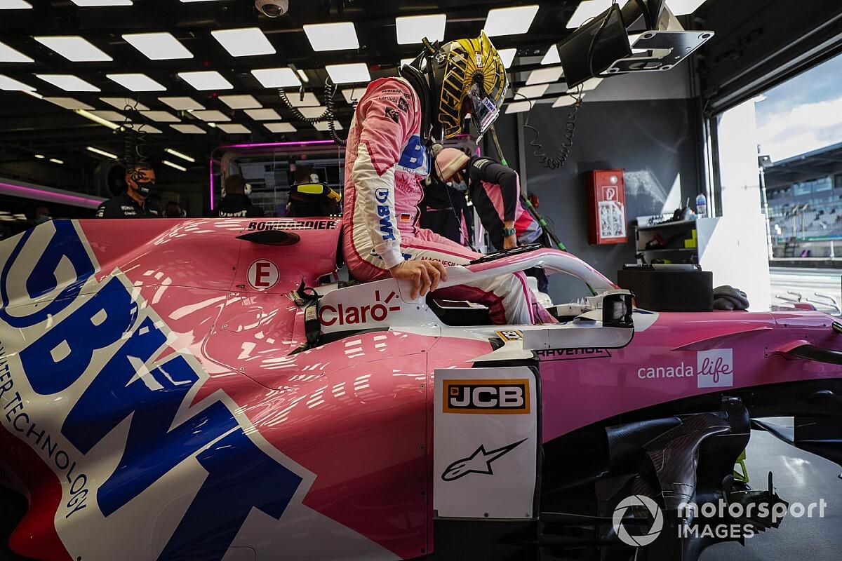 Hülkenberg, de un café en la ciudad, a disputar una clasificación de F1
