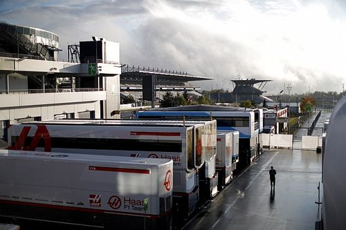 Why curtailed Eifel GP won't level F1, but will harm perfection quest
