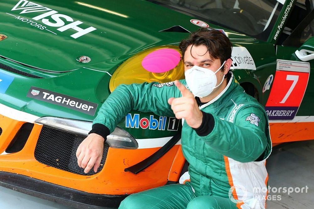 Porsche GT3 Cup: Lucas Salles sai na frente no Velocitta