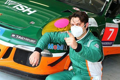 Porsche GT3 Cup: Lucas Salles vence a primeira de 2020 em Interlagos