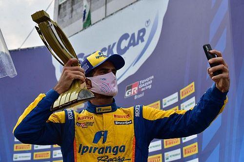 Stock Car: Camilo domina treino e conquista pole em Cascavel