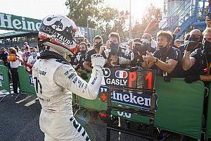 """Gasly: """"Monza'daki zaferden sonra baskı çok yüksek"""""""