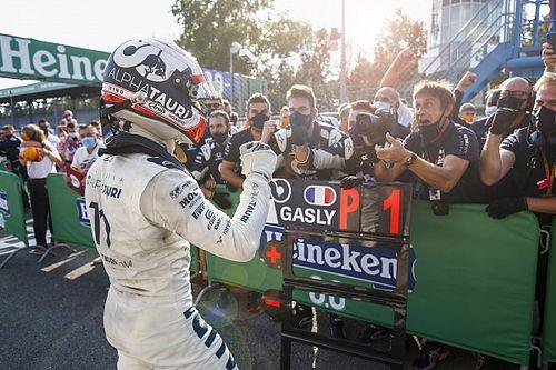 アルファタウリとの50戦目で歓喜の優勝。ホンダ田辺TD「モチベーションを高める1勝」