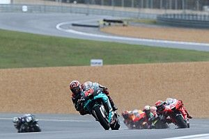 "Mir: Title rival Quartararo ""lost the most"" at Le Mans"