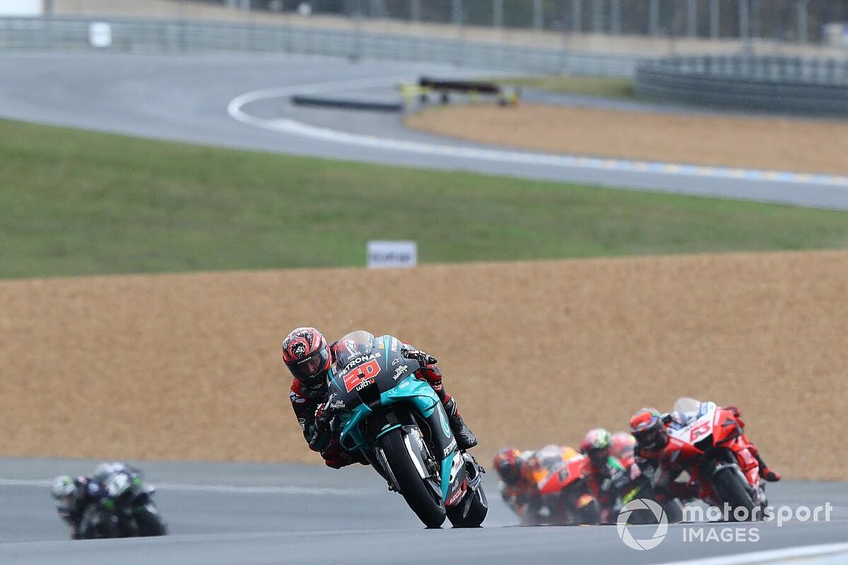 "Mir: Title rival Quartararo ""lost the most"" at Le Mans"