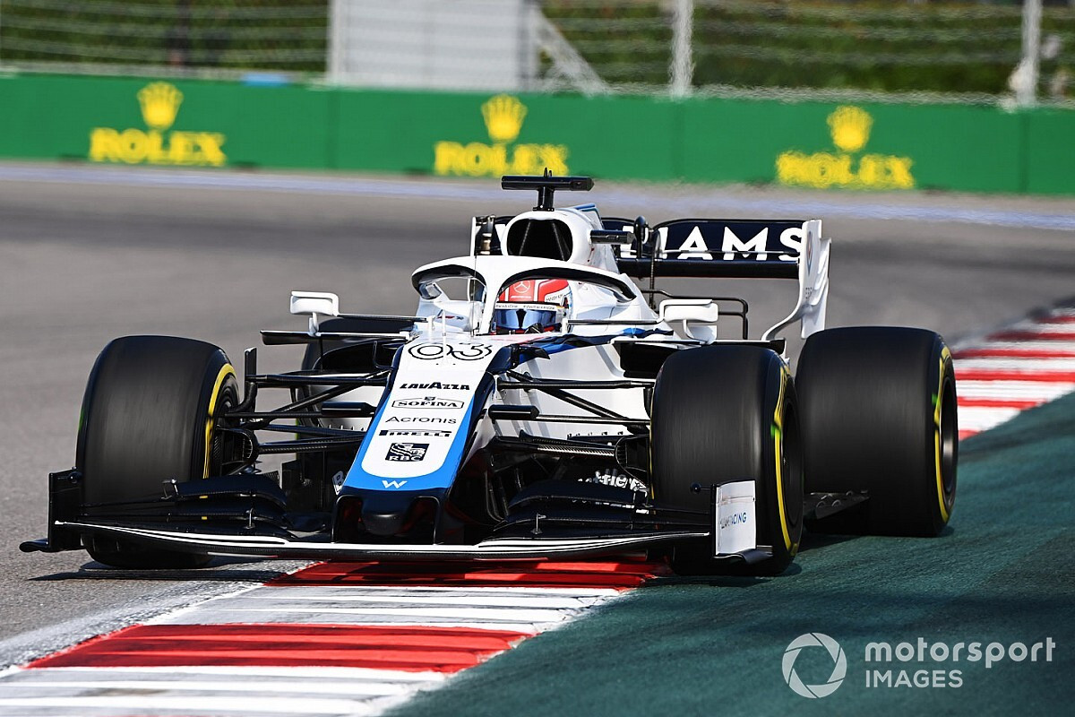 "Williams owners ""not hiding"" despite low profile - Roberts"