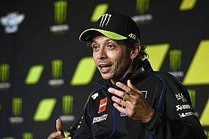 Rossi ancora negativo, domani torna in pista a Valencia!