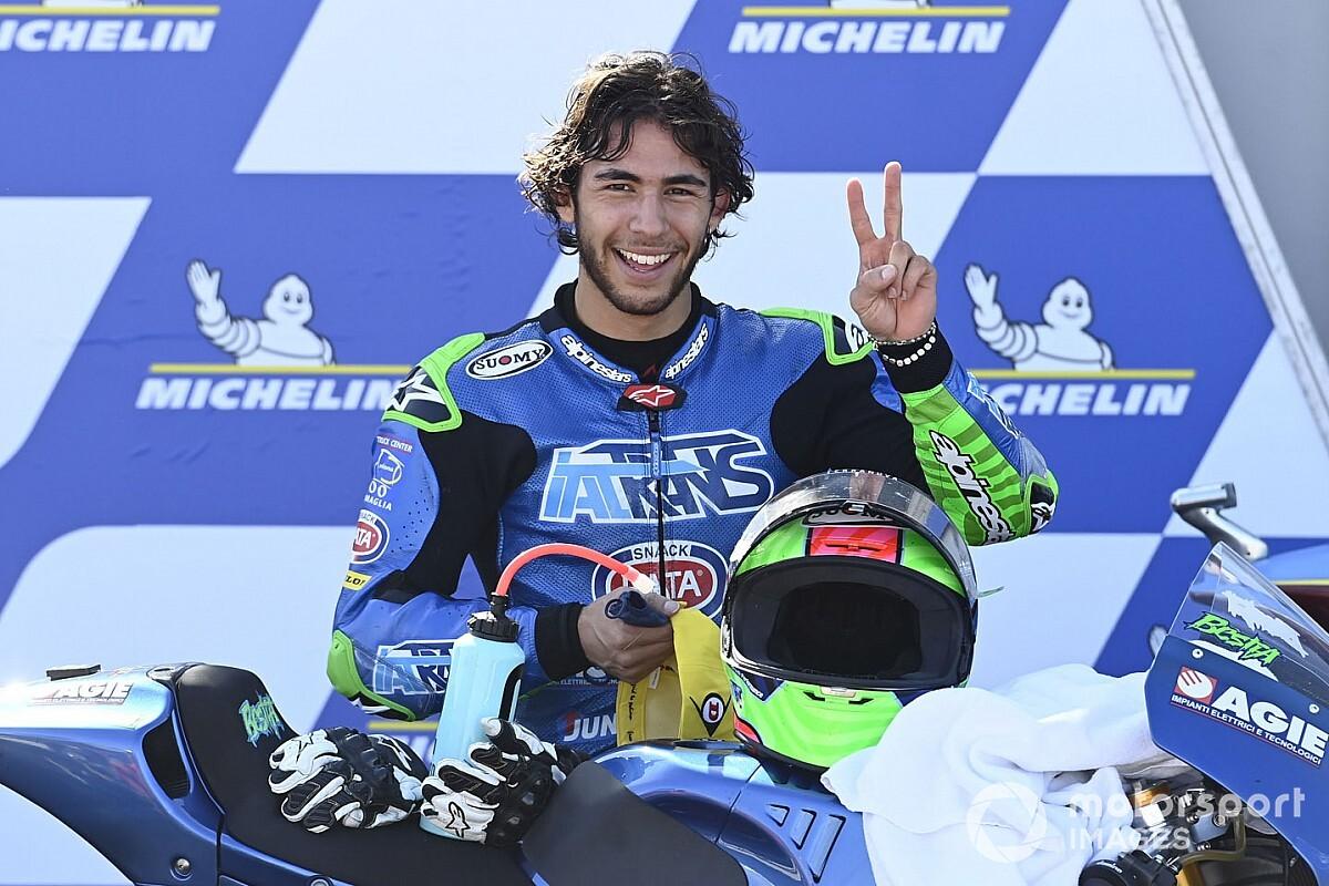Dua Skenario Bastianini Juara Dunia Moto2 2020