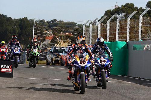 Pembalap World Superbike Jalani Tes Dua Hari Pekan Ini