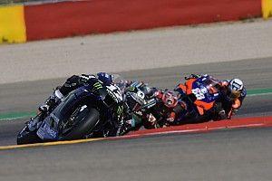 Vinales Puji Kesuksesan Oliveira dan KTM