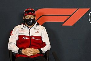 "Raikkonen: Decision to stay at Alfa ""not difficult"""