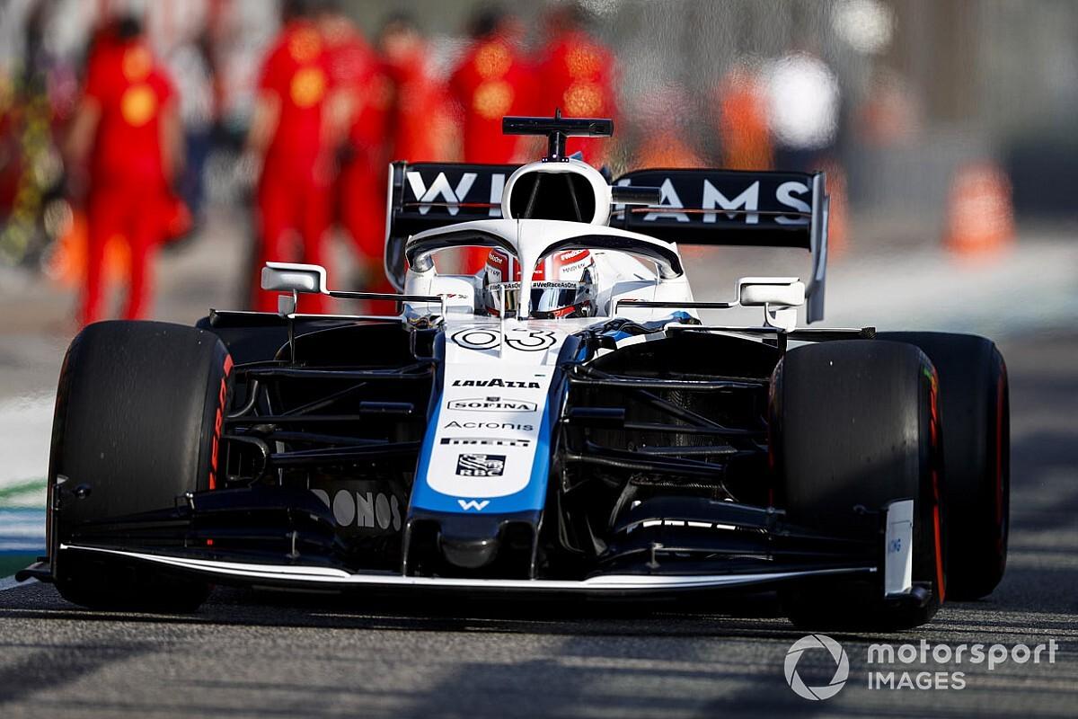 Расселл: В Mercedes я останусь пилотом Williams