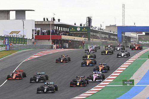 Carey: F1 mikt op roterende kalender met 24 races