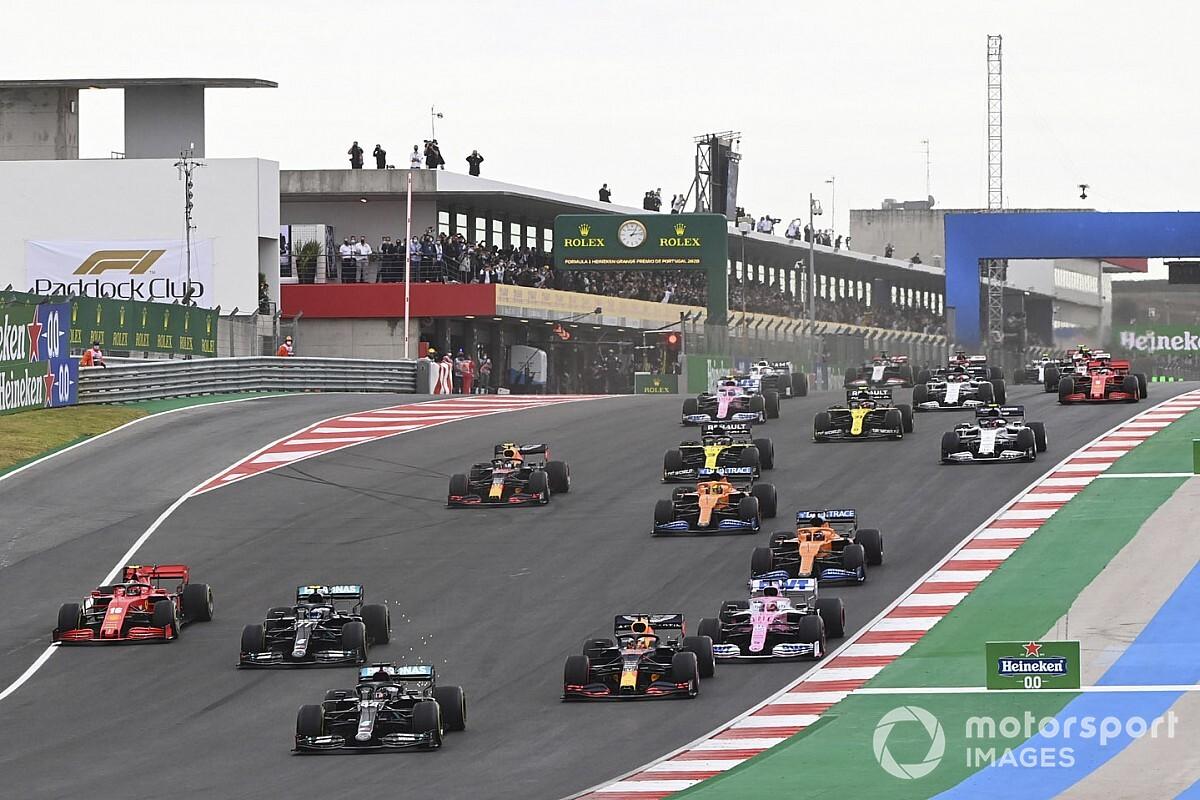 CEO da Fórmula 1 traça como meta ter calendário com 24 GPs nos próximos anos