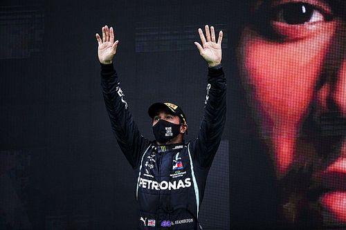 Hamilton zaimponował Rosbergowi