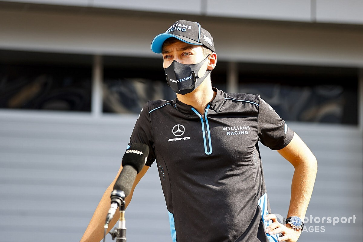 "L'avenir de Russell chez Williams ne dépend ""pas de son talent"""