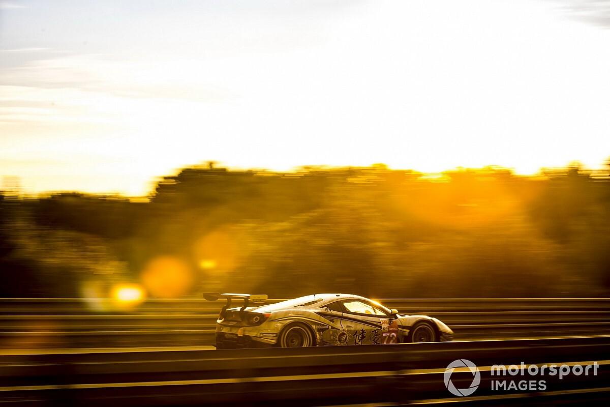 HubAuto Porsche team joins GTE Pro class for Le Mans
