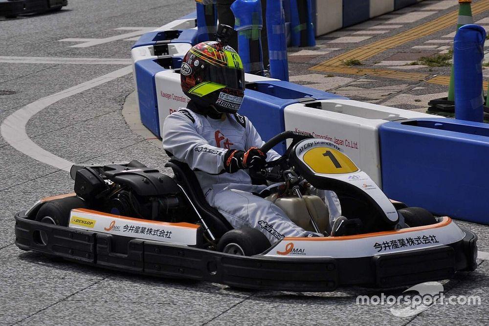 関口雄飛、日本初の公道レースに参戦「1年ごとに成長していってくれたら嬉しい」