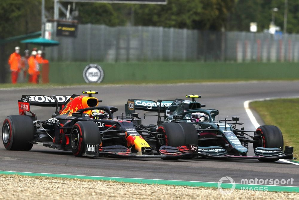 """Why Imola was """"brutal"""" for F1 drivers who changed teams"""