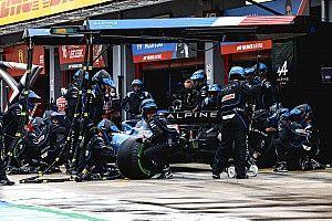 """Alonso: """"Hay que mirar a largo plazo, no domingo a domingo"""""""