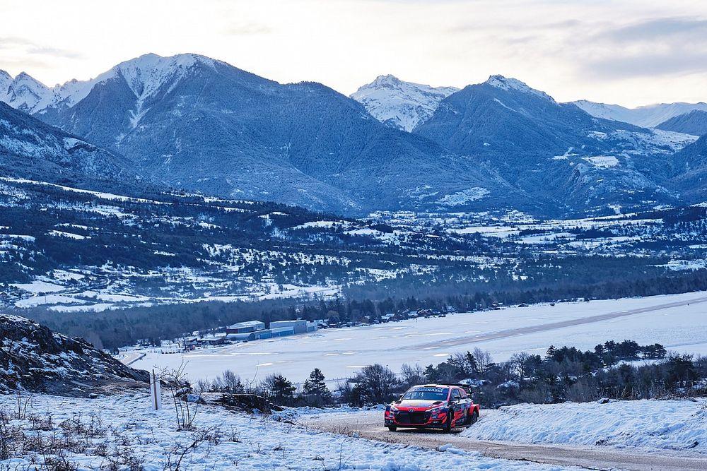 El WRC confirma un calendario parcial para 2022