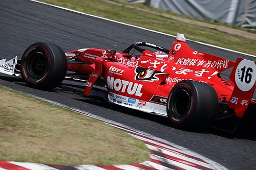 Suzuka Super Formula: Nojiri scores second straight win