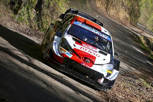 WRC, Toyota: il nuovo motore esordirà al Rally Portogallo