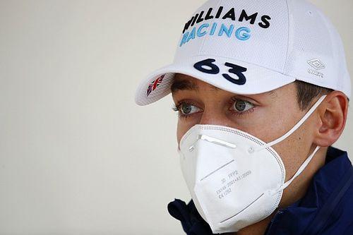 Russell: Crash met Bottas zal relatie met Mercedes niet schaden