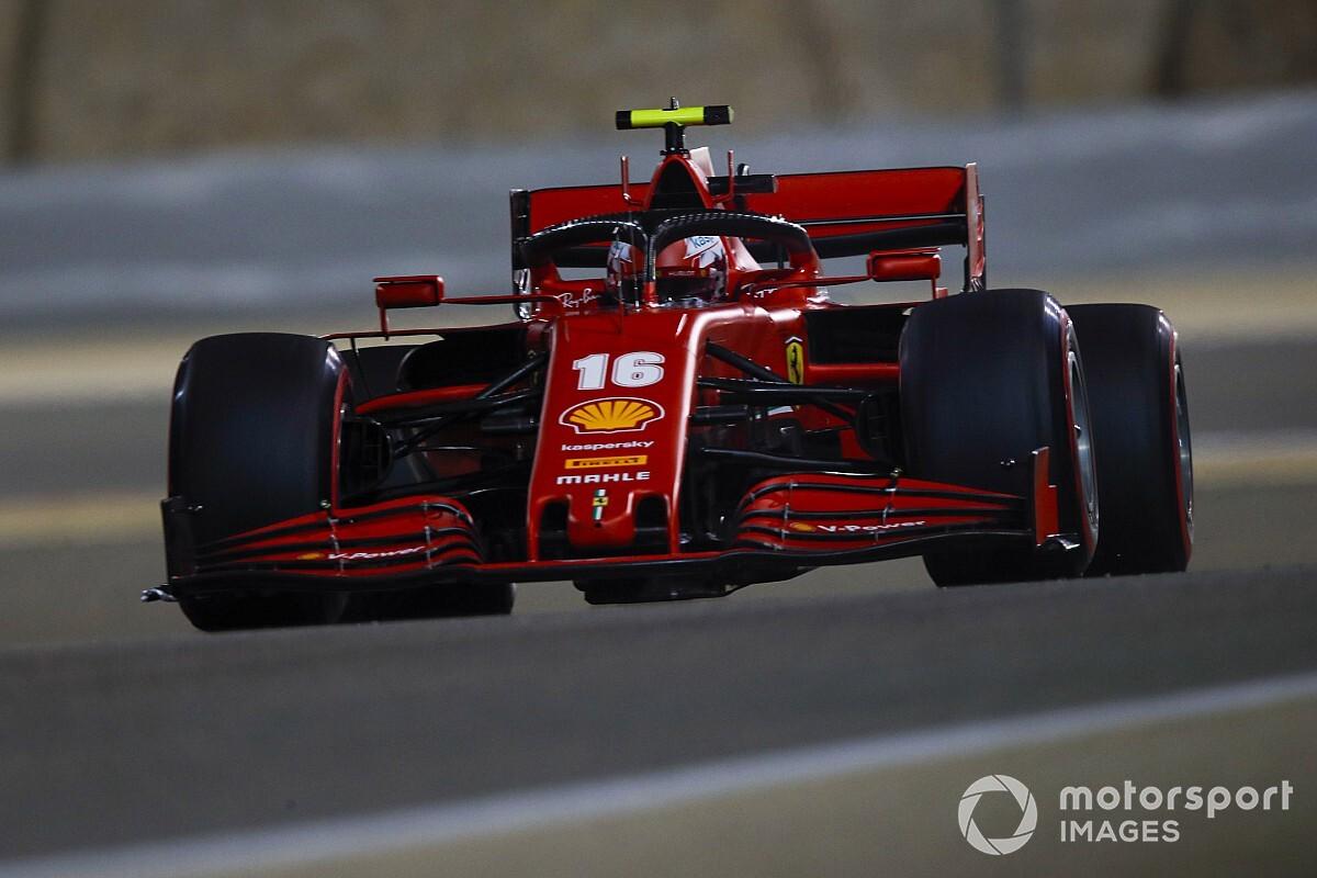 """Leclerc: """"Hızlı görünüyoruz"""""""