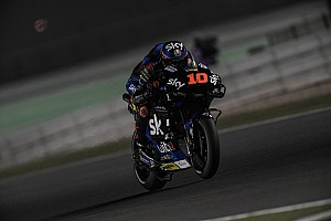 Marini Nearly Forgot Half Brother Rossi Was On Qatar Grid